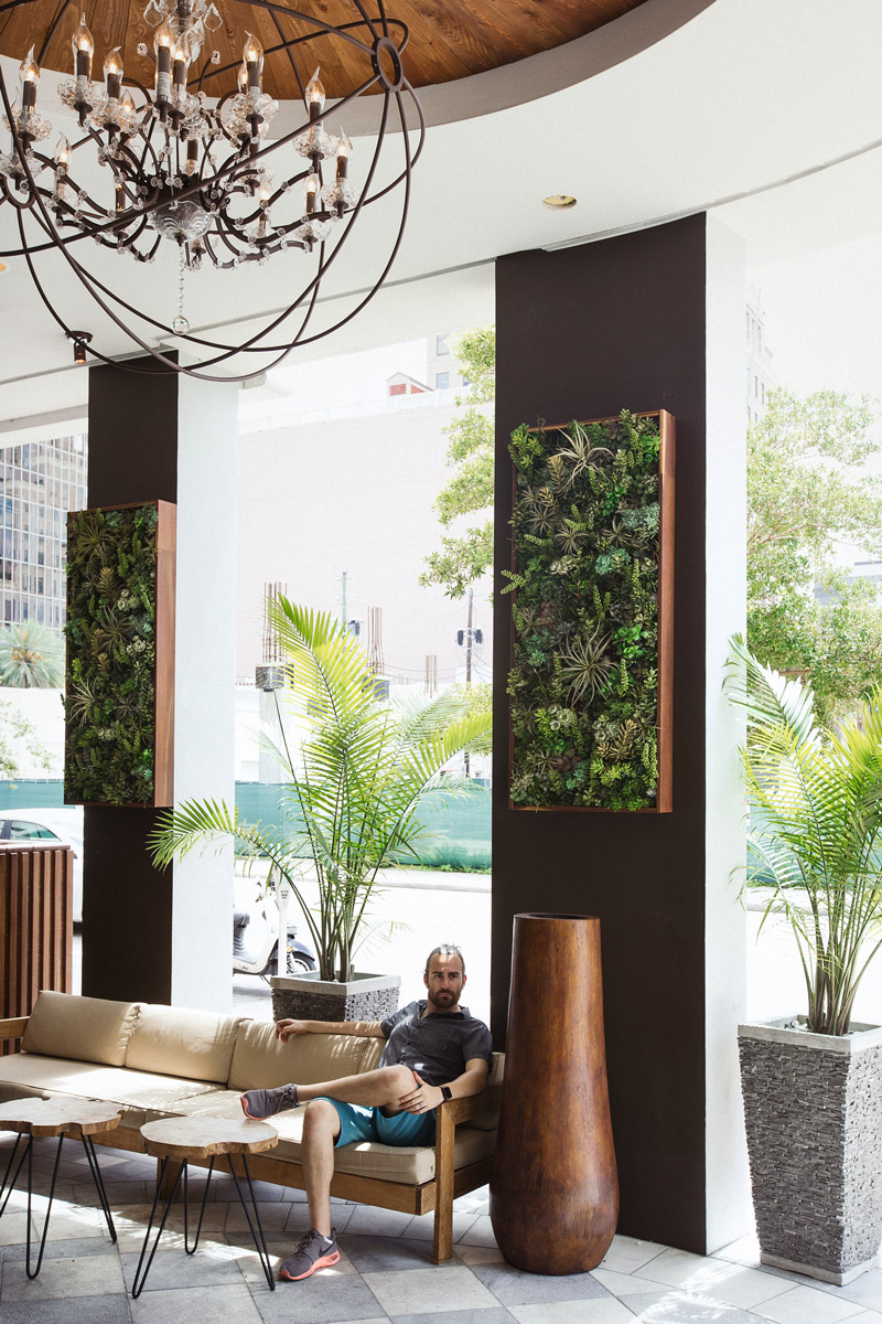 Vertical Planters by DUOFAB