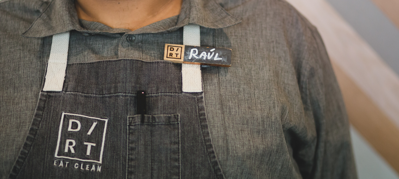Custom name tags crafted by DUOFAB