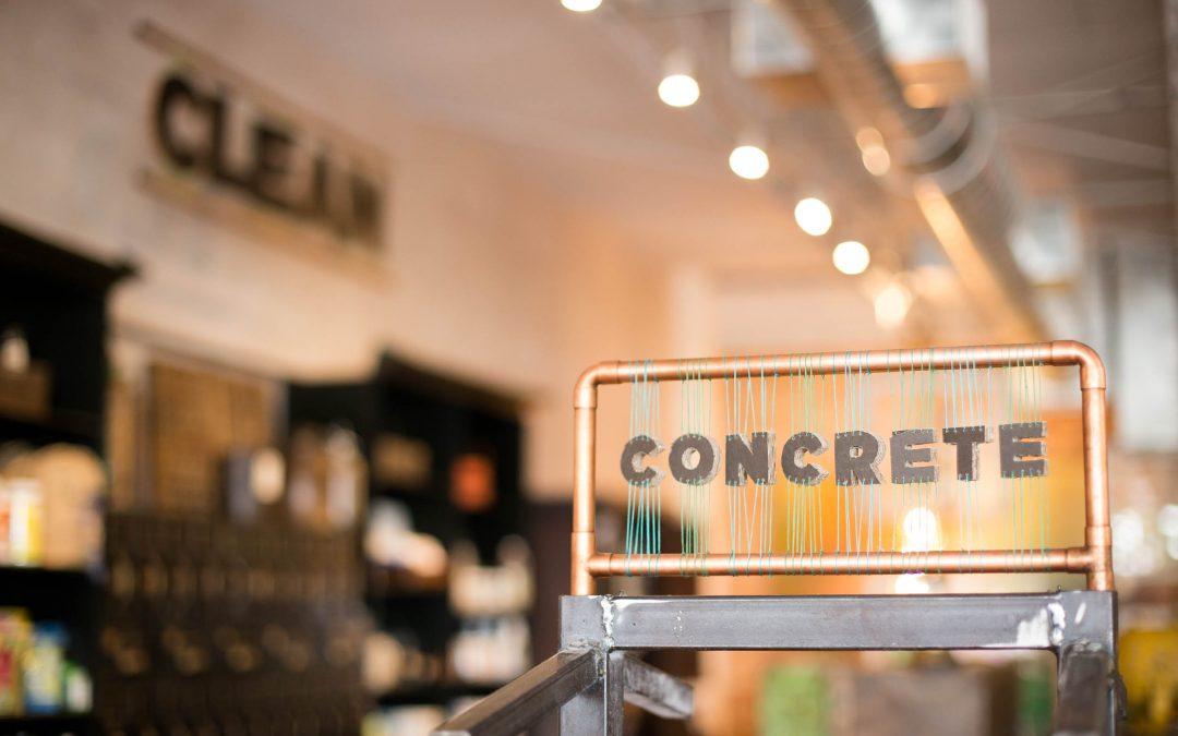 Eco Simplista | Store Signage