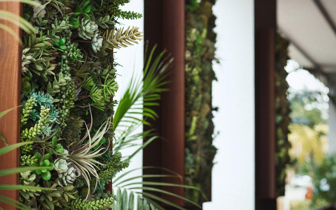 Tap 42 | Vertical Planters